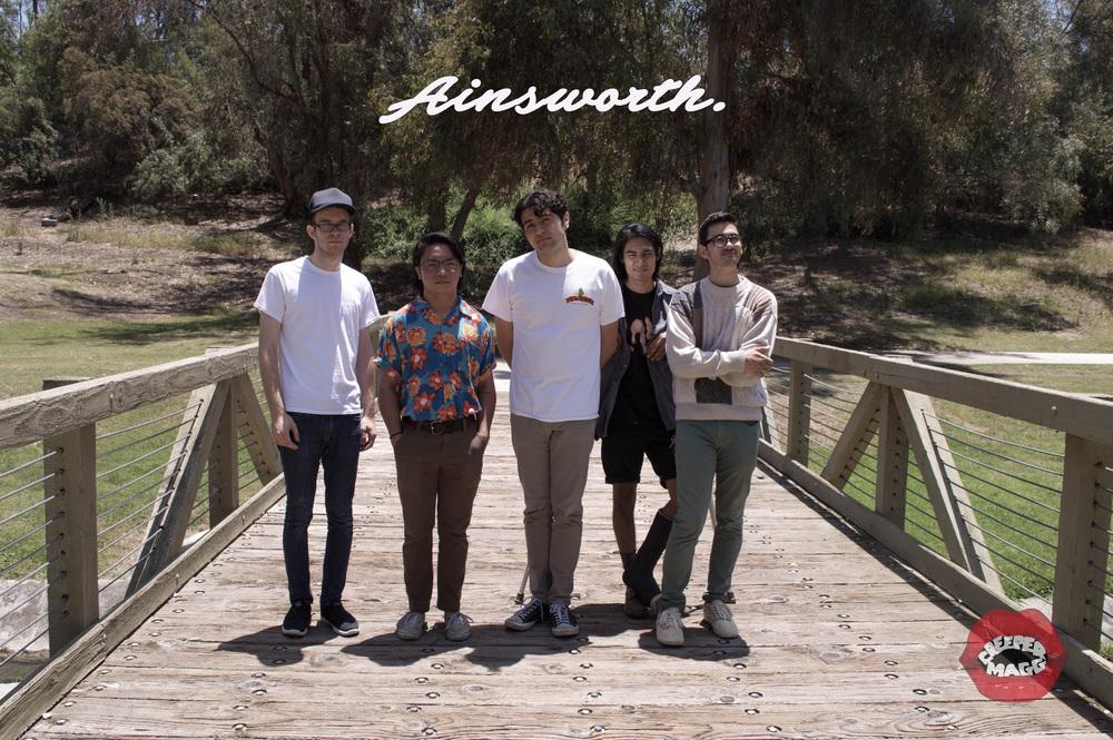 Ainsworth - Interview
