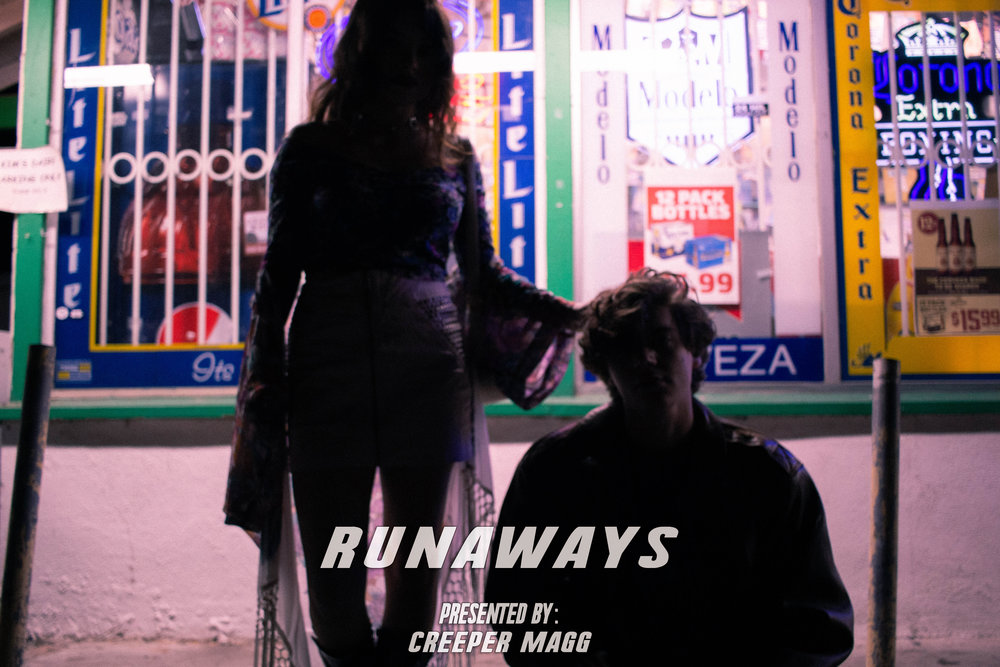 Runaways I - Film Stills/Lookbook