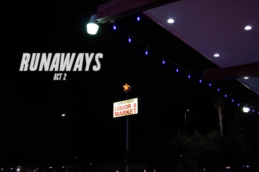 Runaways II - Film Stills/Lookbook