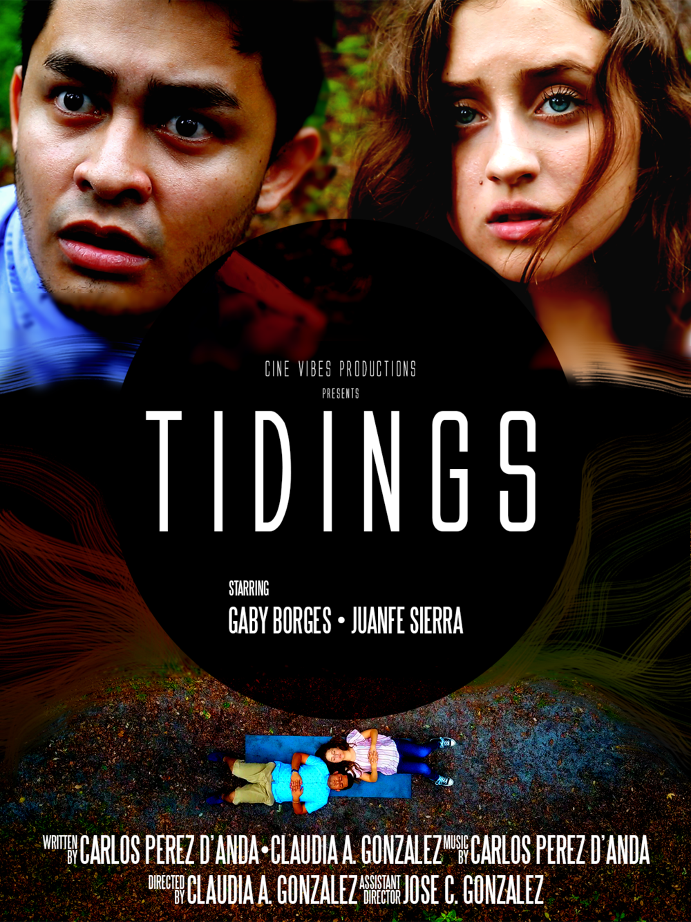 Tidings Poster