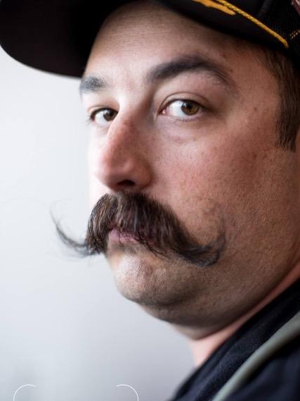 photo by: Jeffrey Moustache  The World of Beards