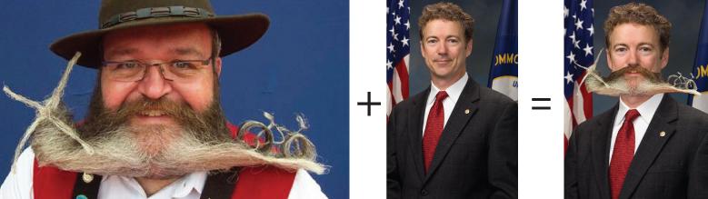 Elmar Weisser and Senator Rand Paul (KY)  (Styling Suggestion)