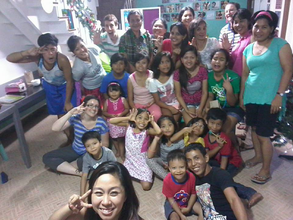 We Felt Honored To Be Able Share In Experiences With Our New Filipino Family Such As Going Church Celebrating Christmas Seeing Lights