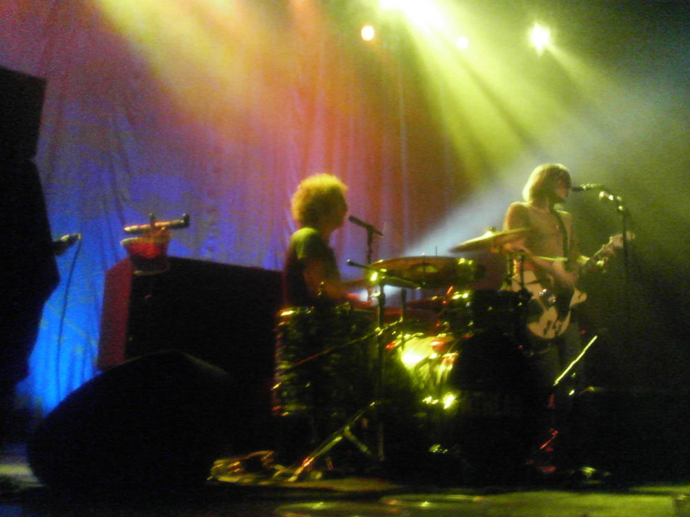 Matt at The Dandy Warhols @ The Wiltern