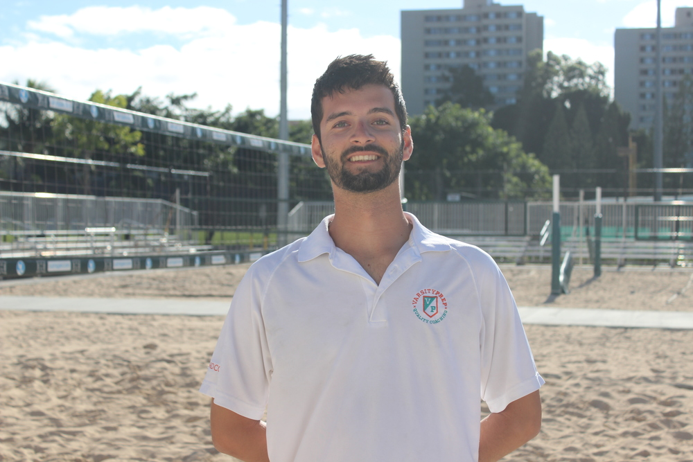 •       Student Manager for University of Hawaii Beach Volleyball team since spring 2014.    •       Part time coach for Fountain Valley High School, in Fountain Valley CA since 2014.    •       Represented the Aloha Region of USA Beach Volleyball in the 2015 USA High Performance Championship.    •       Have coached at Spike and Serve Volleyball Club in Honolulu, Hawaii.    •       2nd team all conference player at Fountain Valley High school in 2013.    •       Two time varsity indoor volleyball player at Fountain Valley High School.    •       Semi Professional beach volleyball player on Oahu and California.