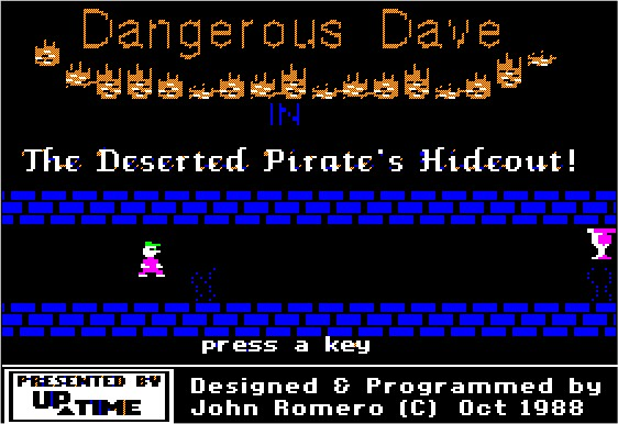 dangerous dave 2 game download