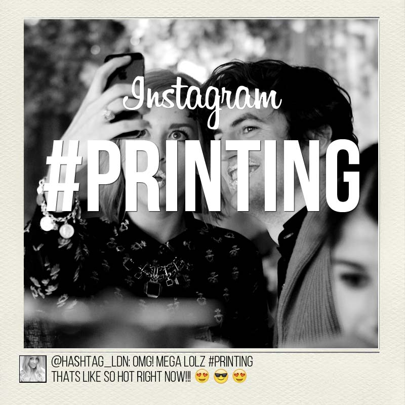 instagram printer hire, buy instagram printer