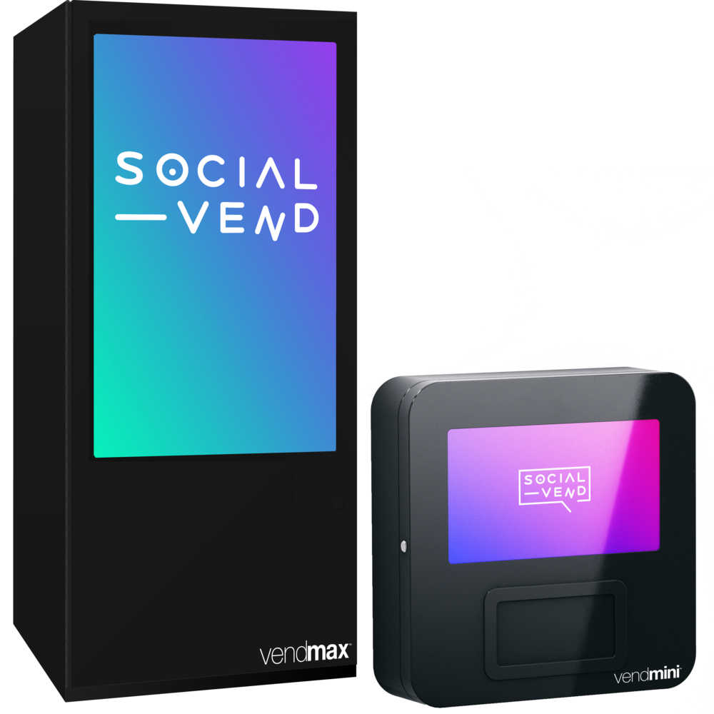 social vend machine