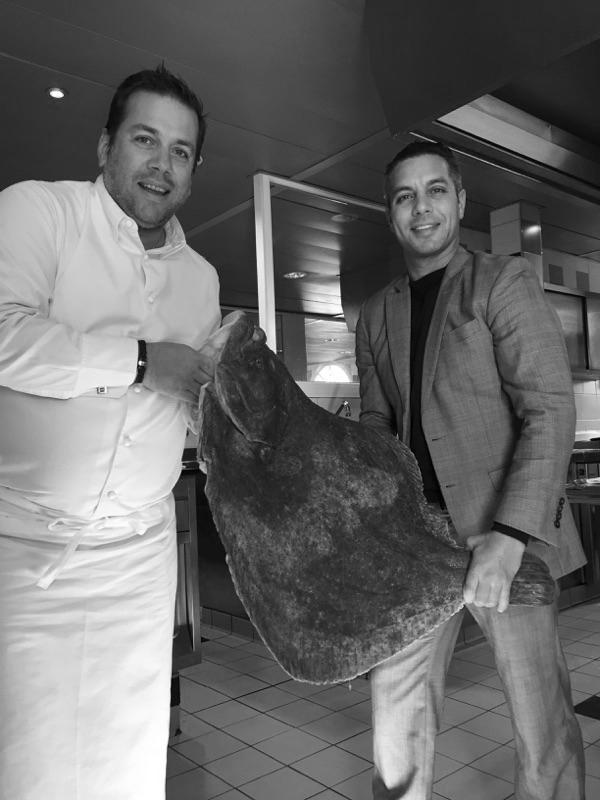 Avec Arnaud Lallement, 3 étoiles au Michelin depuis 2014 et Chef de l'Année Gault & Millau 2014.
