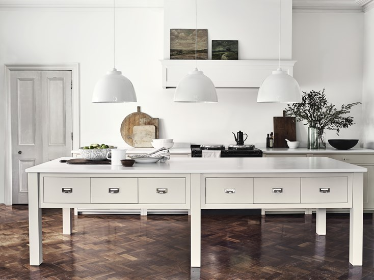 Neptune Kitchens - Whether you are looking for a contemporary or traditonal ClassicFour collections, Chichester, Suffolk, Limehouse and Henley each with their own personality