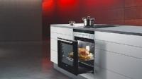 Built under ovens