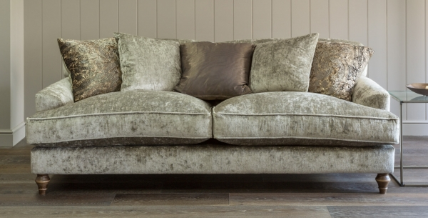 Hand Crafted - All the sofas and chairs that we supply are handmade in the UKusing a combination of traditional skills, new technology and fine materials