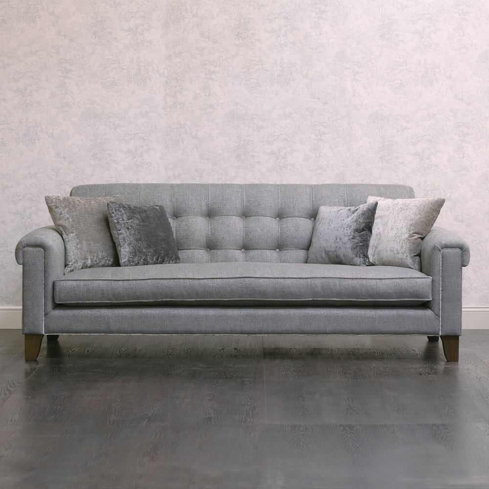 Mitford Club Sofa  Prices start from £2840