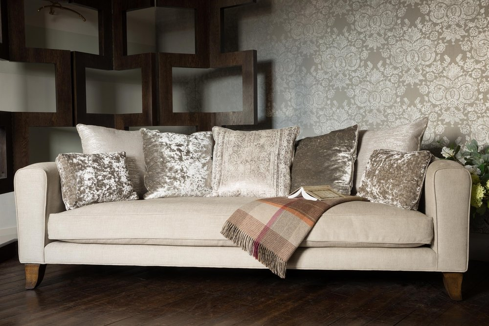 Voltaire Pillow Back Sofa  Prices start from £2875