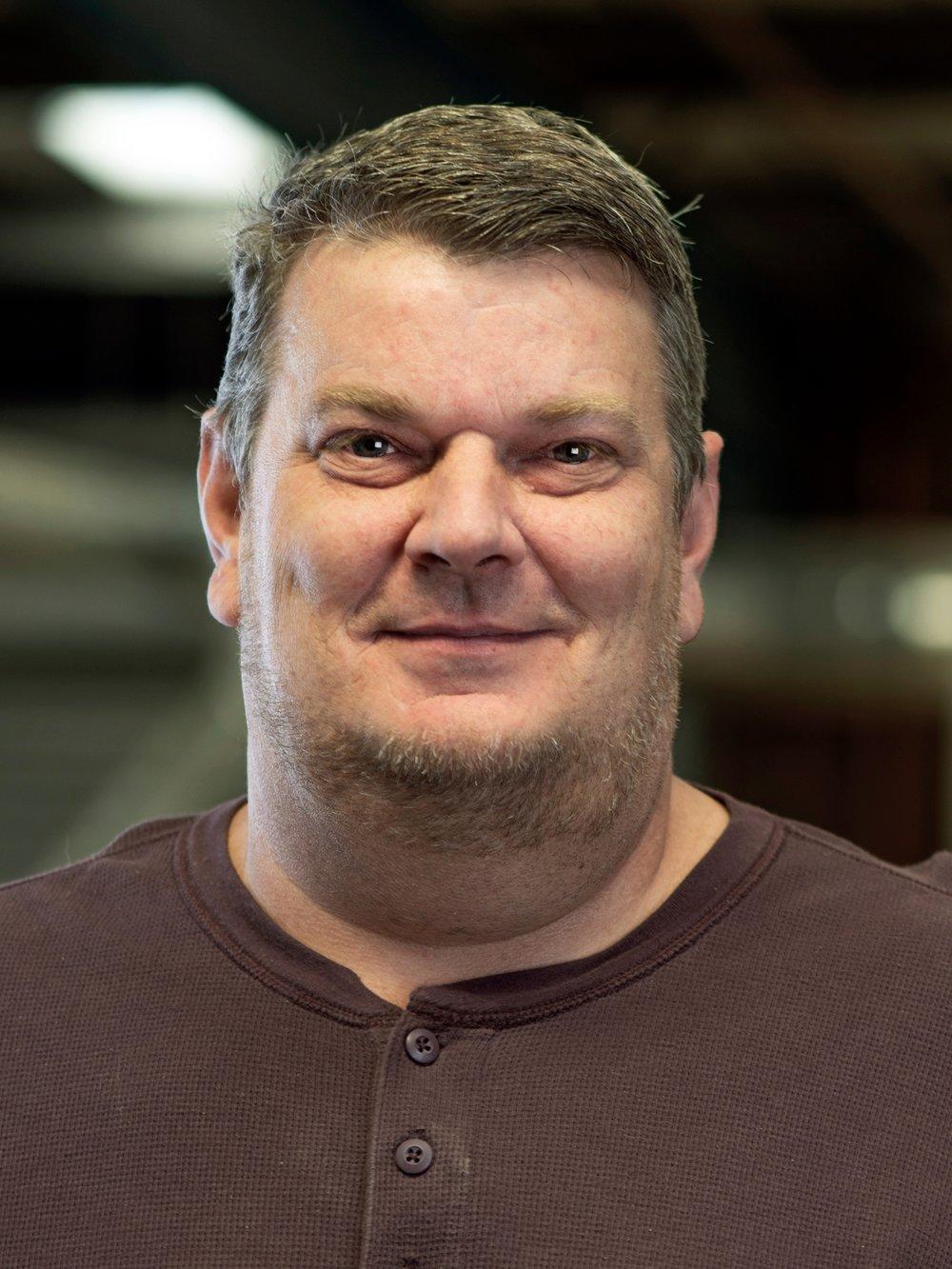 Simon Crawshaw - Workshop Manager