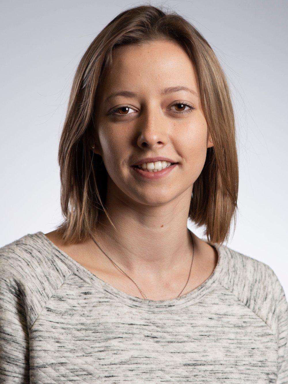 Rebecca Brucciani - Showroom Assistant