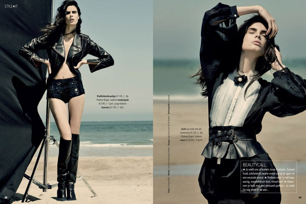 Camille Ringoir for Glam*it