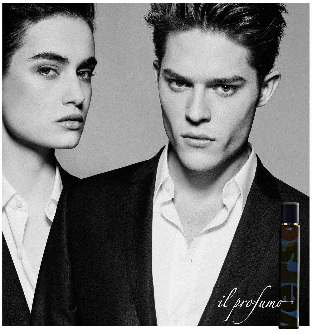 Pauline Van der Cruysse & Cesar Casier for Verso Perfume