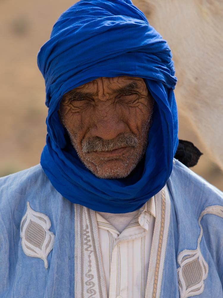 Bedouin - Atlas Mountains -  Morrocco