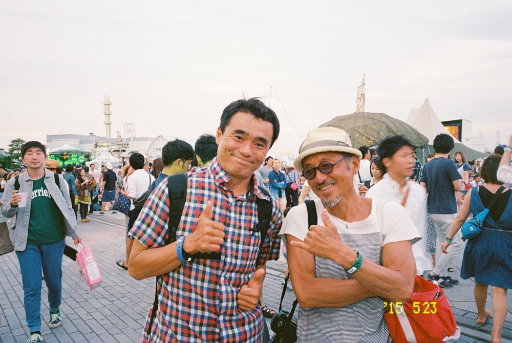 Rip Zinger and Taisuke Yokoyama