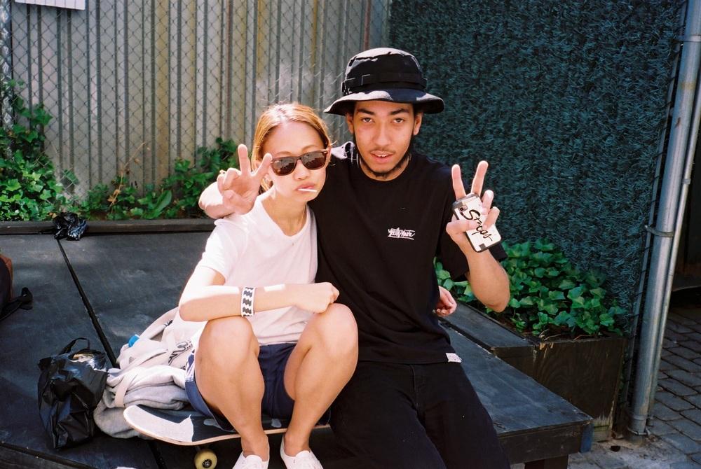 Youki & Matt stoooooops