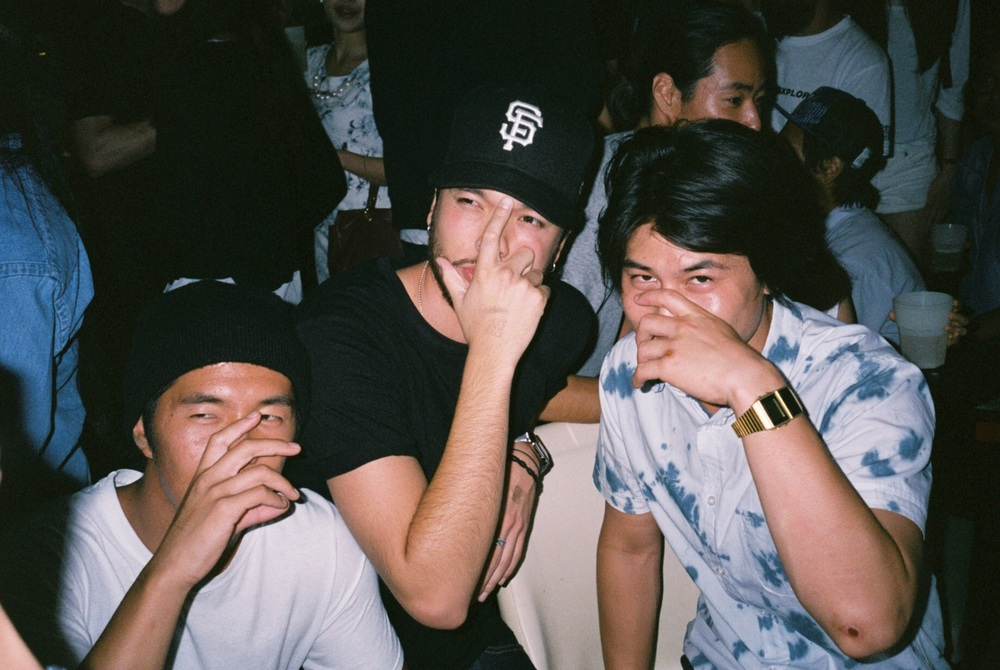 Them boyz, the squad