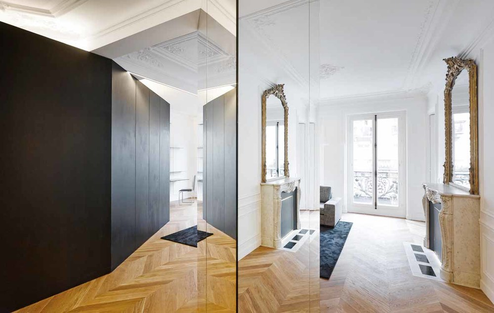 Bastien Casasoprana // Appartement Paris