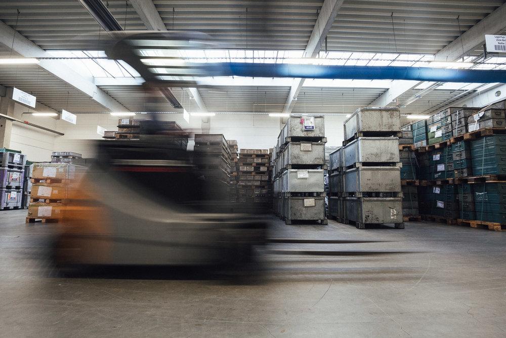 Industriereportage für die Firma Galfa Galvanisierungstechnik in FInsterwalde