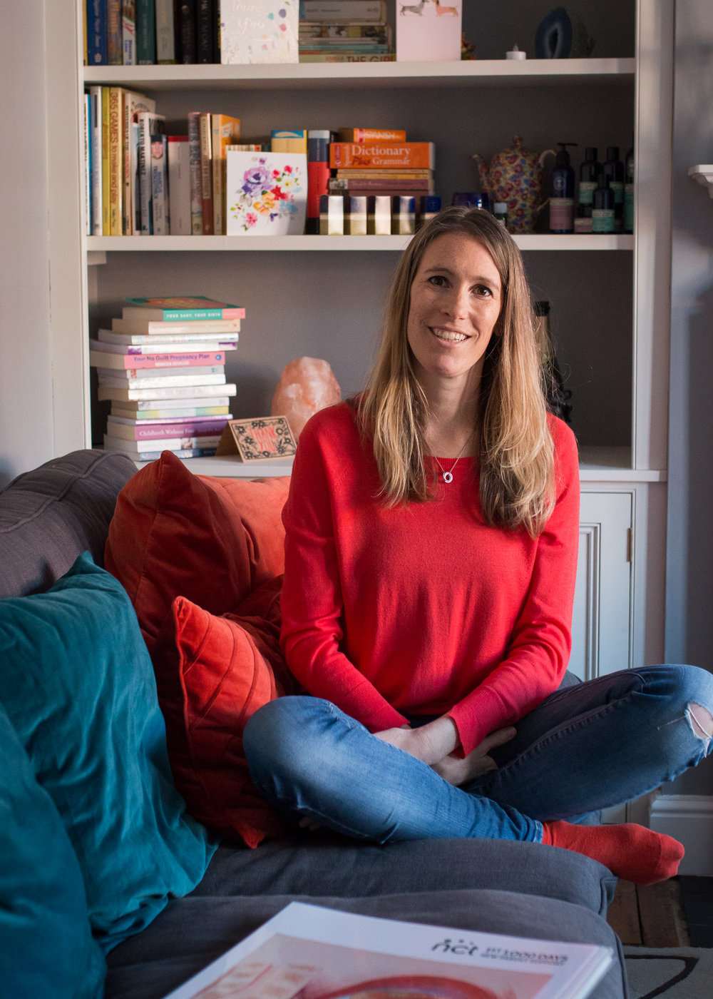 Leanne works with parents to enable them to have a positive birth experience. She has opened up her home to teach hypnobirthing to mothers-to-be. With Leanne's support more mothers feel empowered to make their own decisions during their birthing journey.  www.brighterbirthing.com