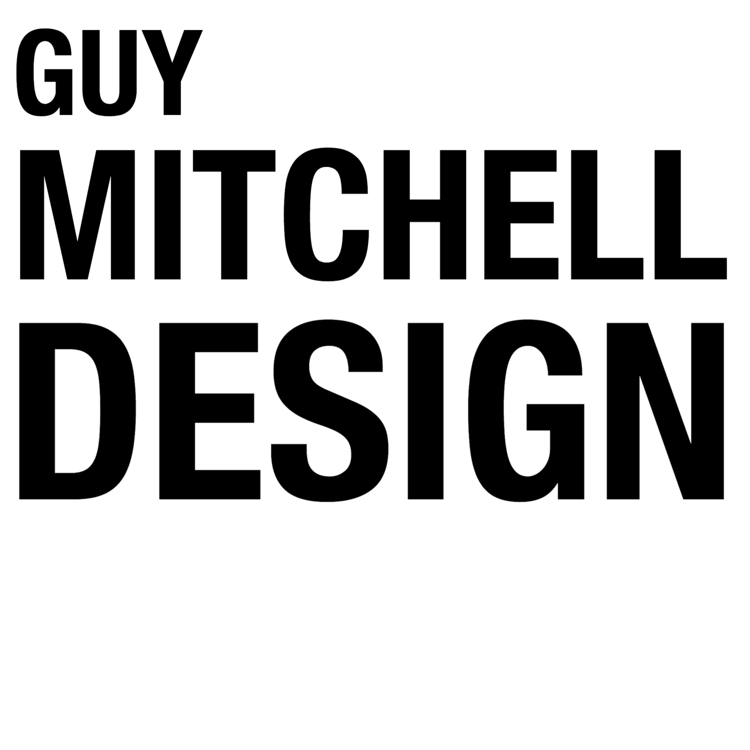 Guy Mitchell Design