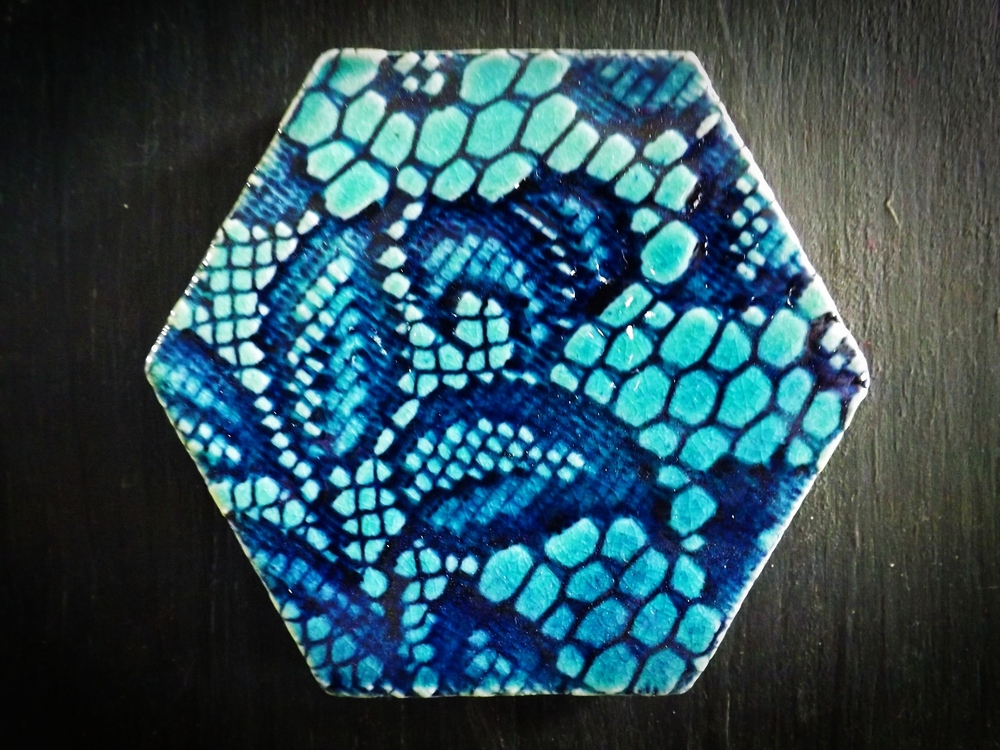 MARAIS Tile by Guy Mitchell Design