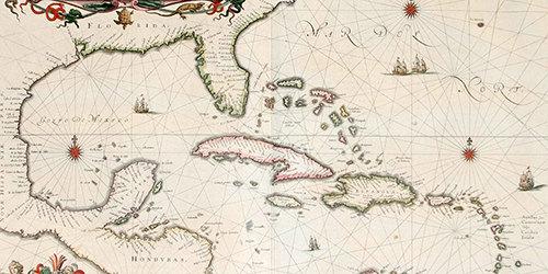 insulae-americanae-from-theatrum-orbis-terrarum-willem-janszoon-blaeu-1645-caribbean-500x250