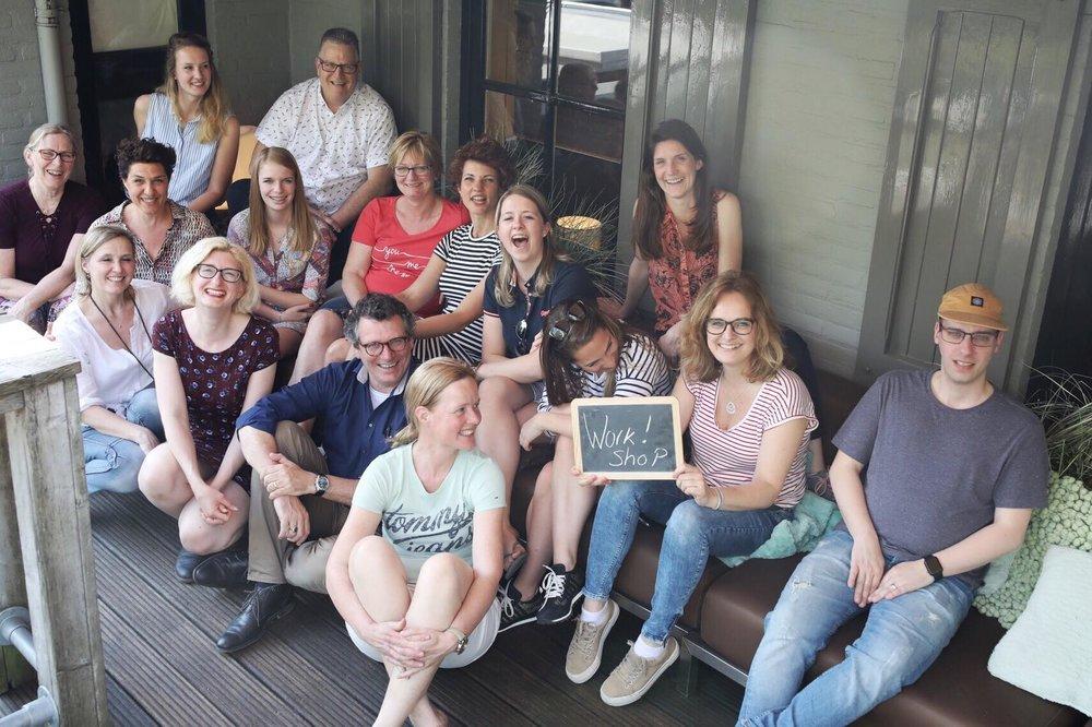 Workshop focus voor fotografen in trouwlocatie Boode, Bathmen