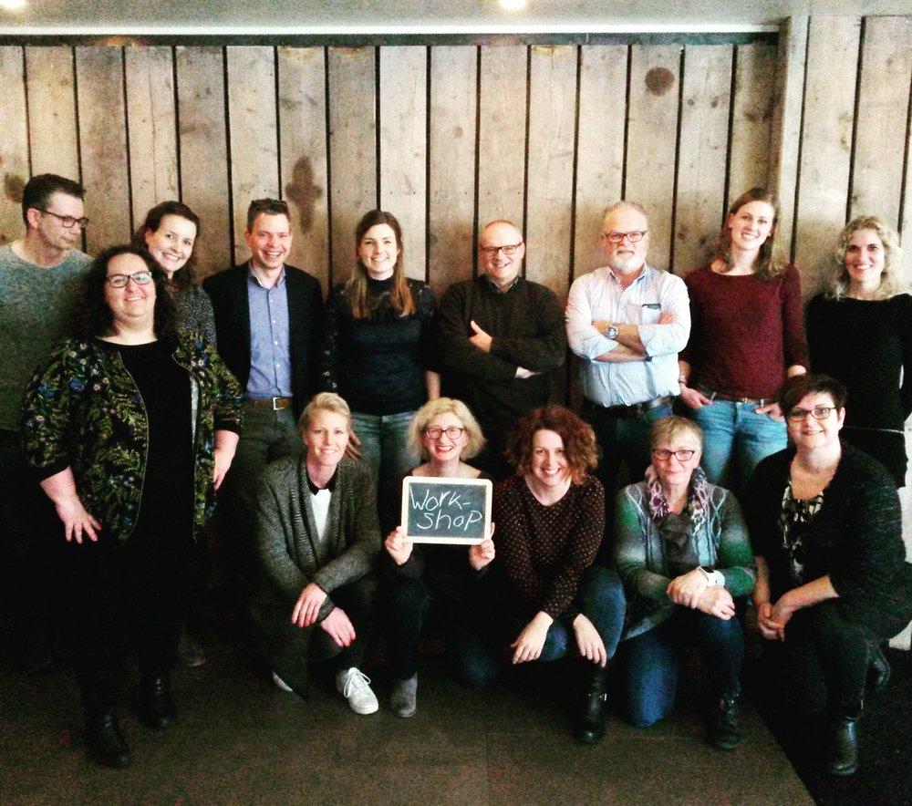 Workshop Focus voor fotografen in restaurant Boode, Bathmen