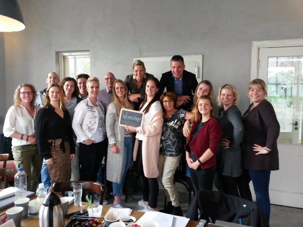 Workshop Focus van ZinVol - bij Fooddock in Deventer