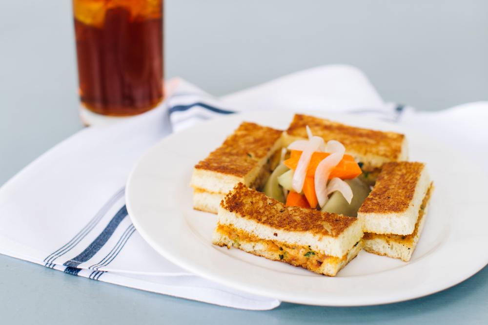 Toasted Deviled Ham Tea Sandwiches 4.JPG