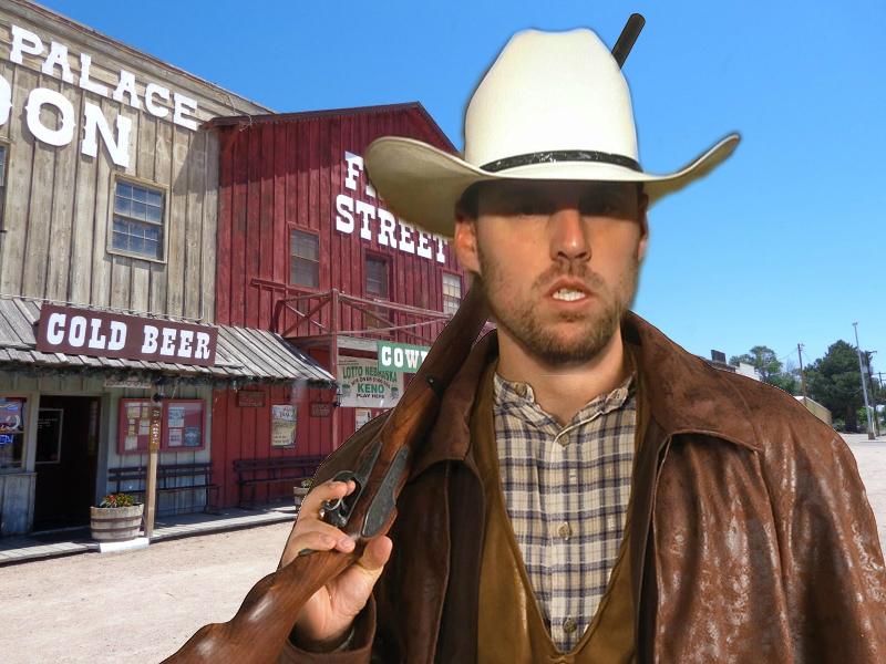 Lackey cowboy