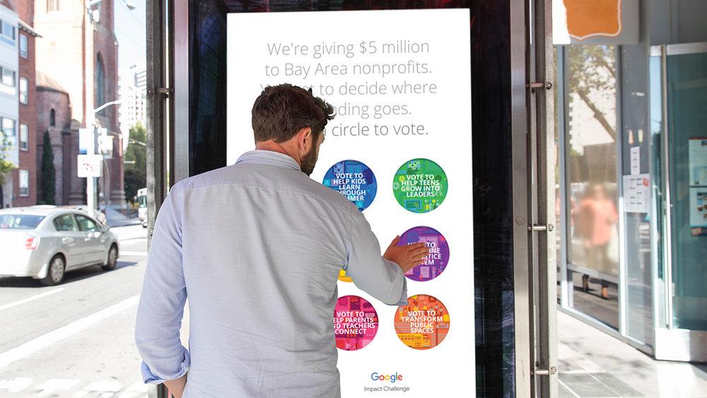 Google Impact Challenge 2015