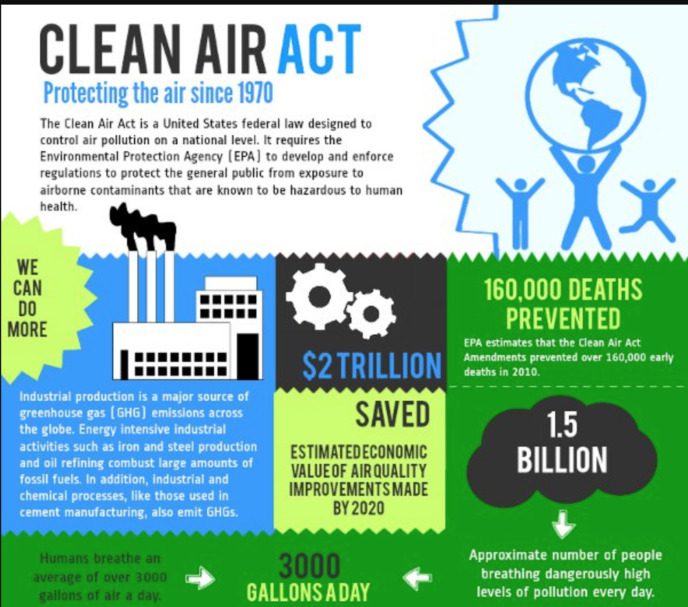 GCAs Position Paper on Clean Air  - The Garden Club of America's position paper on Clean Air has identified six chemicals that cause damage to our health and environment.  Five are released into our environment by the burning of fossil fuels…coal, oil and natural gas.