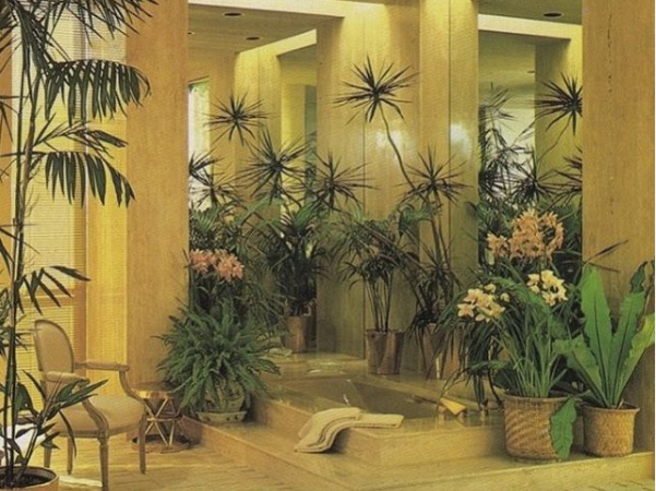 """From """"Rodale's Home Design Series, Baths 1987"""", in courtesy of @the_80s_interior (Instagram)"""