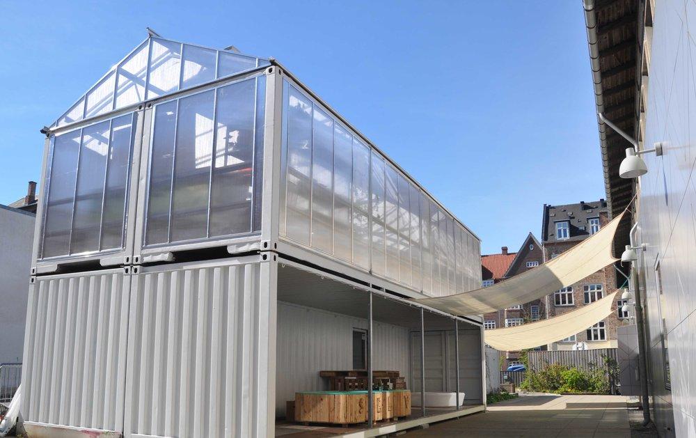 BIOARK - Væksthus - Drivhus