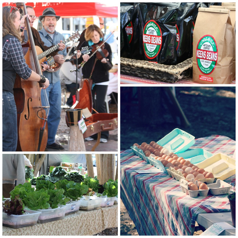 #MyHometownGuide Farmer's Market