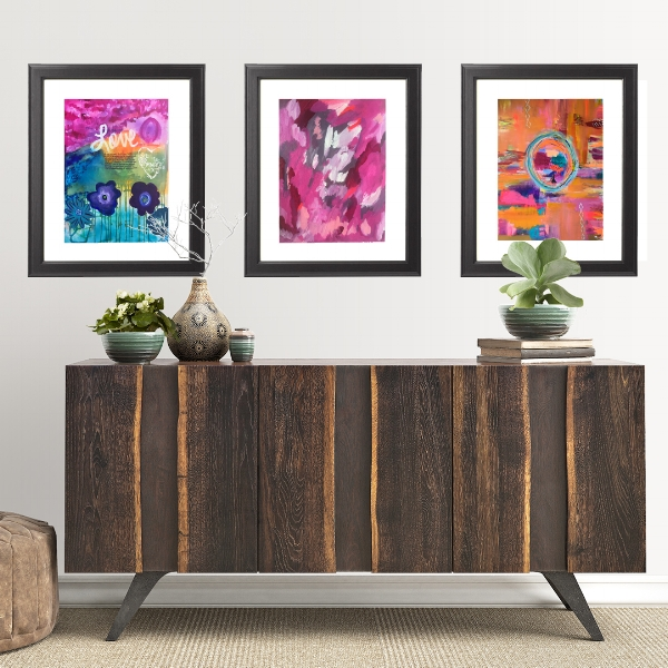Abundant Love & Energy Fine Art Print Bundle
