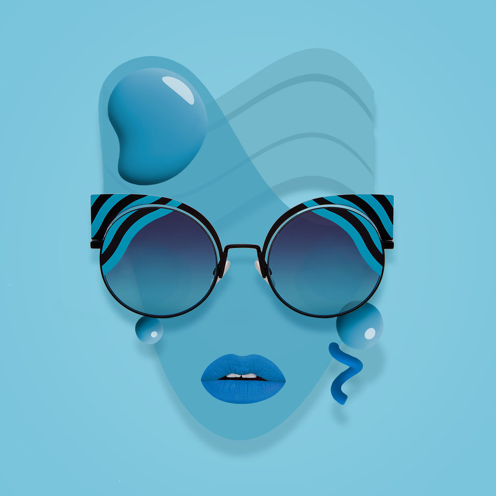 Image created in collaboration with Fendi