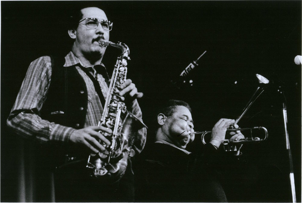 Dizzy Gillespie and Paquito