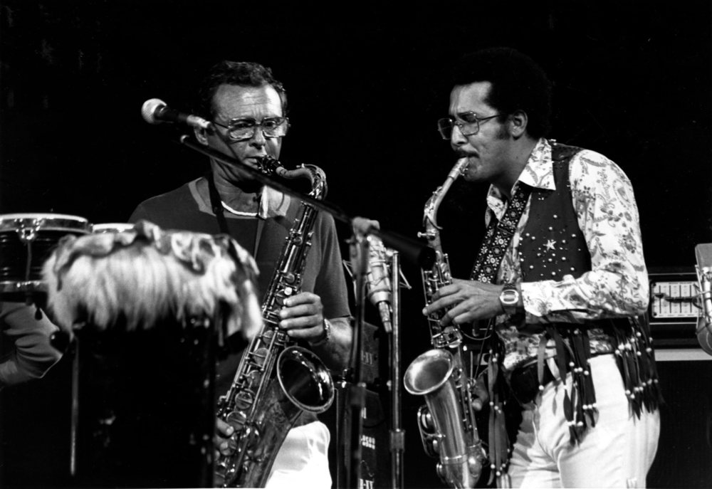 Stan Getz and Paquito D'Rivera