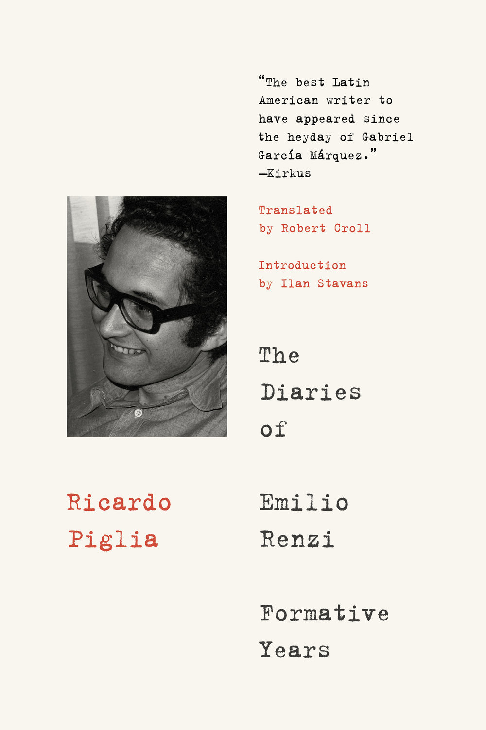 the diaries of emilio renzi formative years restless books