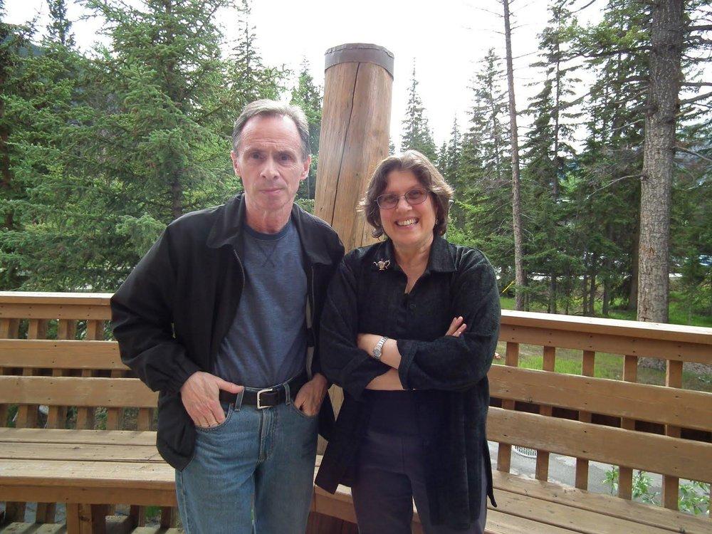 David Albahari and Ellen Elias-Bursac.jpg