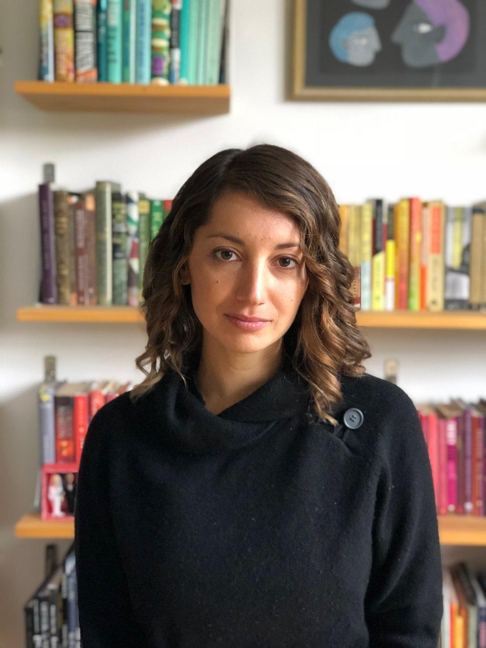 Elena Megalos