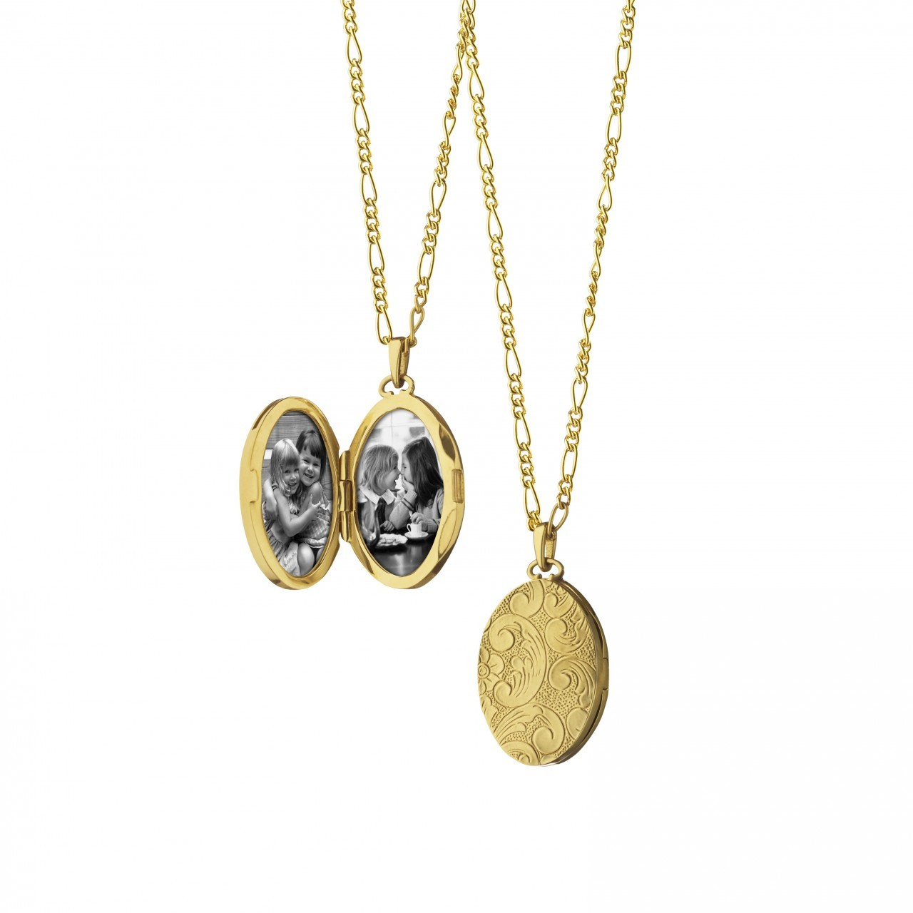 heart en hover gold lockets zm kay zoom to locket kaystore yellow golden mv